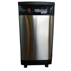 "SOLOROCK 18"" Portable Dishwasher - Deluxe Stainless Steel"