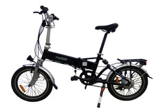 "New Bay St. Cruiser - SOLOROCK 20"" Folding eBike"