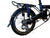 "Spin 3 - SOLOROCK 16"" 9 Speed Aluminum Folding Bike - Super Light"