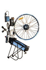 SOLOROCK eBike Conversion Kit - Li-Ion Battery Front Wheel Drive - Battery Included