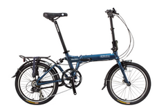 "Rockies - SOLOROCK 20"" 8 Speed Aluminum Folding Bike - V-Brake"