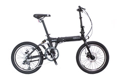 "Rockies Pro - SOLOROCK 20"" 10 Speed Sram X7 Aluminum Folding Bike"