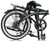"Wonder - SOLOROCK 20"" Single Speed Upgraded Steel Folding Bike"