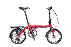 "Swift - SOLOROCK 16"" 7 Speed Aluminum Folding Bike: Christmas Sale"