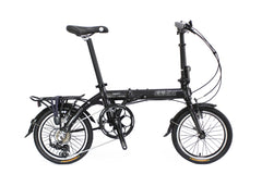 "Swift - SOLOROCK 16"" 7 Speed Aluminum Folding Bike"