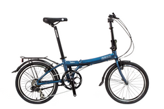"Tides Pro - SOLOROCK 20"" 7 Speed Aluminum Folding Bike"