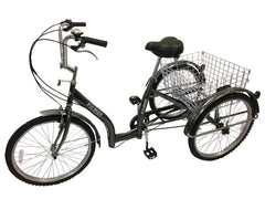 "SOLOROCK 26"" 6 Speed Tricycle - Ugile"