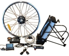 SOLOROCK eBike Conversion Kit - Li-Ion Battery - Battery Included