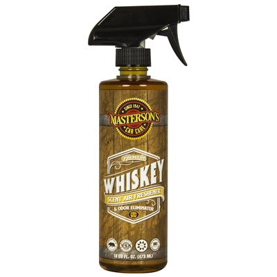 Whiskey Scent Air Freshner & Odor Eliminator