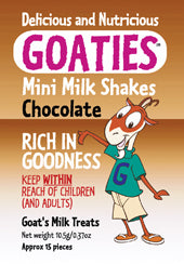 Goaties - Chocolate