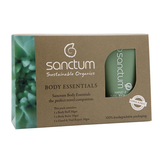 Sanctum Body Essentials Pack
