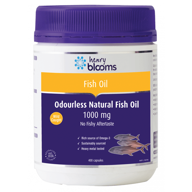 Omega 3 Fish Oil W/Salmon 100mg