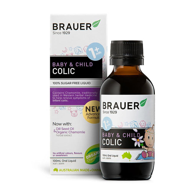 Infant Colic Relief