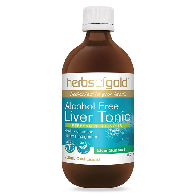 Alcohol Free Liver Tonic
