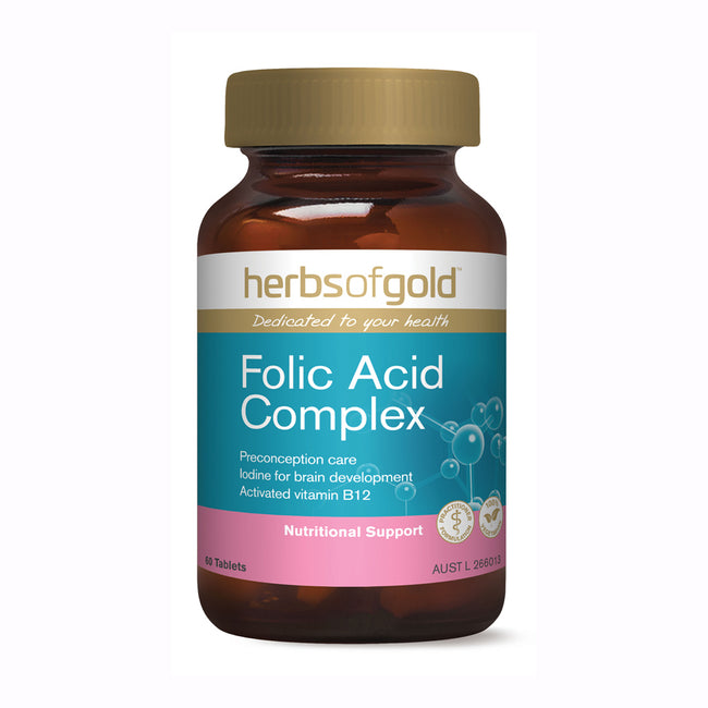 Folic Acid Complex