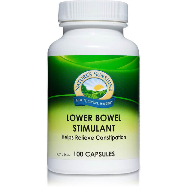 Lower Bowel Stimulant