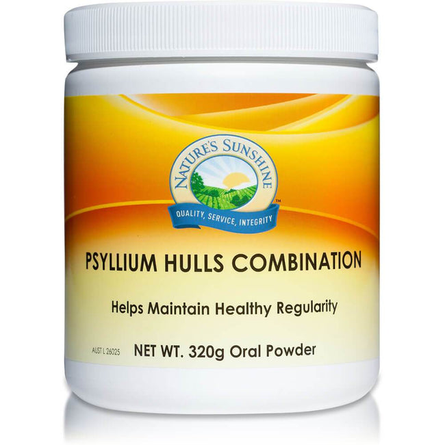 Psyllium Hulls Combination Powder