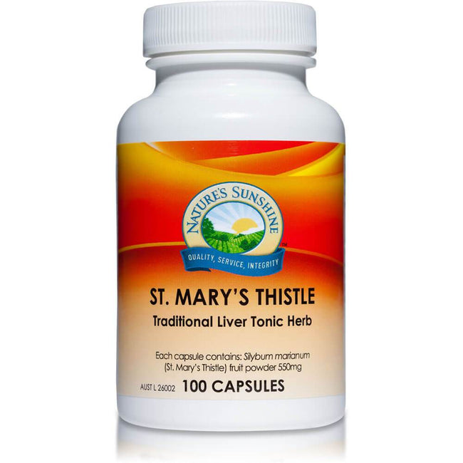 St. Marys Thistle 550mg
