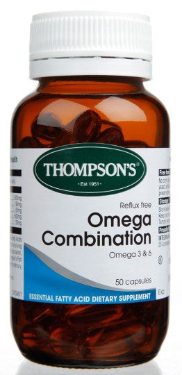 Omega Combination (Reflux Free)