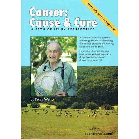 Percys Cancer Cure and Cause Book