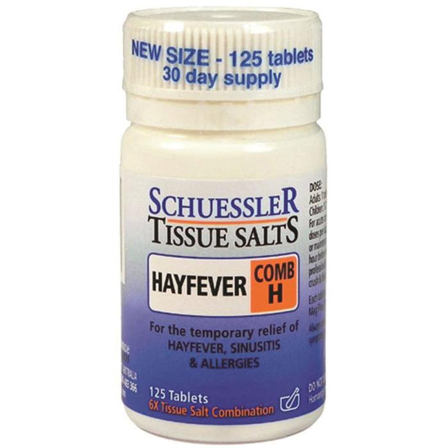 Comb Cell Salts H (Hayfever)