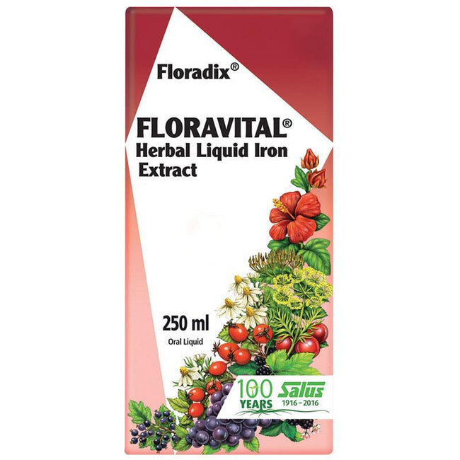 Floradix Iron Extract