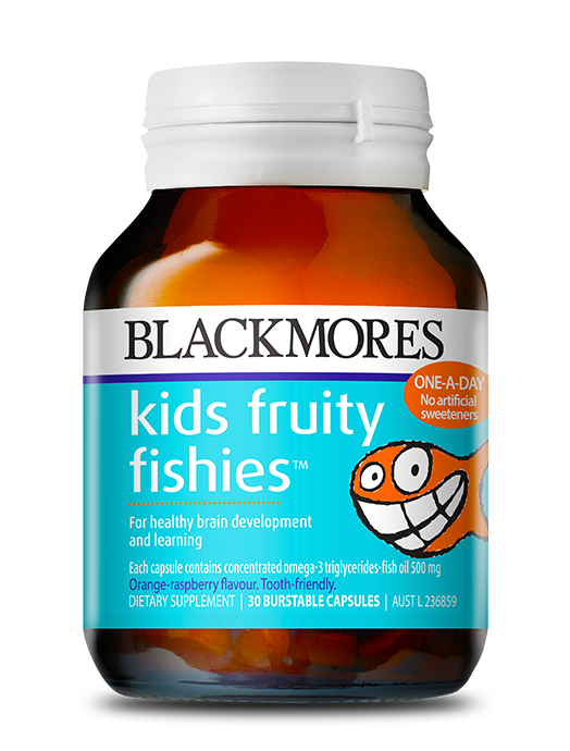 Kids Fruity Fishies