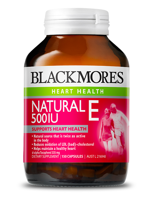 Vitamin E 500iu Chewable