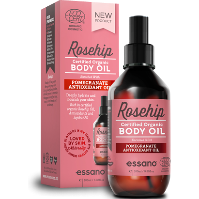 Rosehip Body Oil