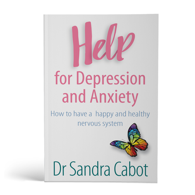 Book- Help For Depression and Anxiety
