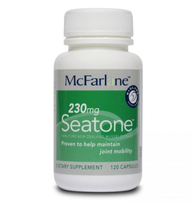 Seatone 230mg (Green Lipped Mussel  Extract)