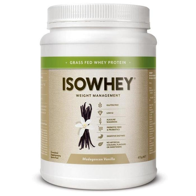 IsoWhey Complete French Vanilla