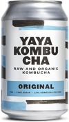 YAYA Kombucha transparent original