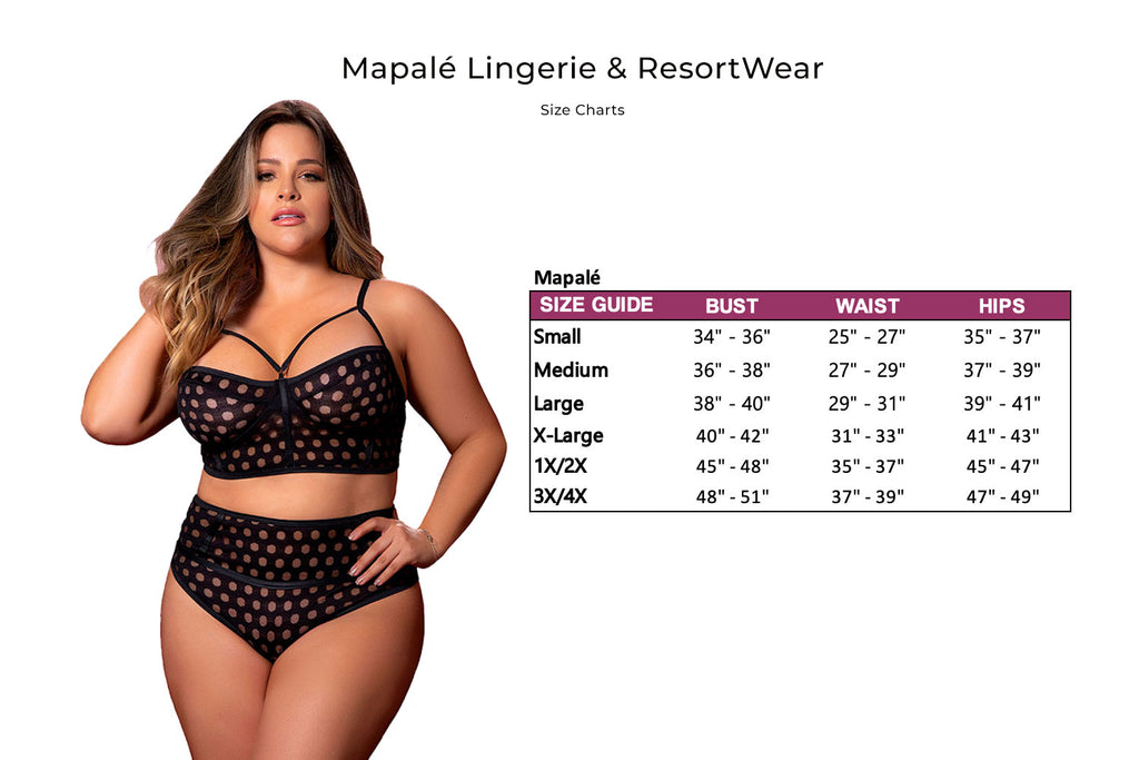 Mapale Lingerie and Resort Wear