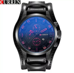 Curren Sport Men Black