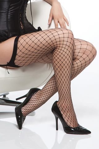 plus size fishnet