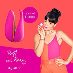 Womanizer Liberty by Lily Allen - Pink/Coral
