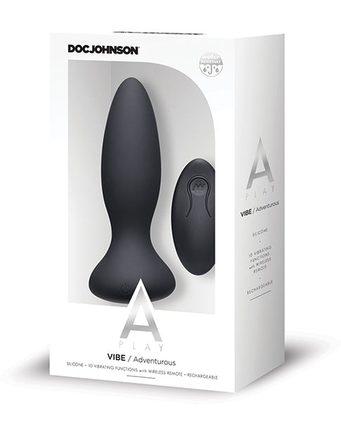 Make that Booty Buzz! Anal Vibrator
