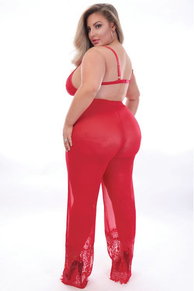VSOP & ALL OF ME! Plus Size Pant Set