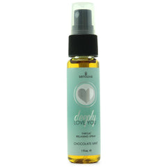 Chocolate Mint- Deep Throat Spray
