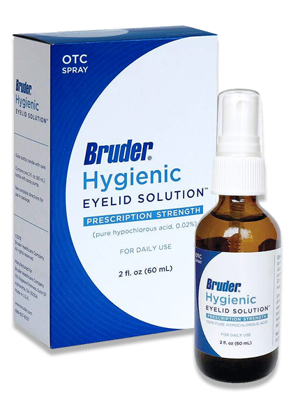 Bruder Hygienic Eyelid Solution