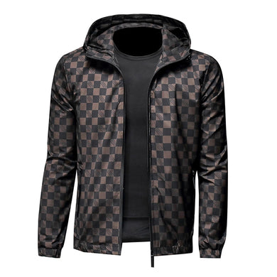 Designer windrunner jacket