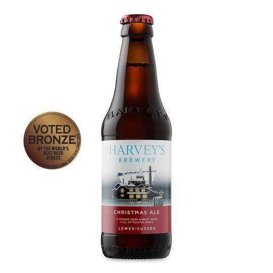 Harvey's Brewery- Christmas Ale