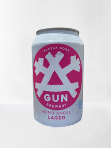 Gun Brewery - Numb Angel - Larger