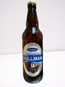 hepworth brewery Pullman first class Ale gluten free vegan 500ml bottle