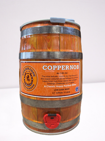 Coppernob Ale - Mini Keg
