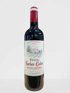 Chateau Rocher Calon red wine n07