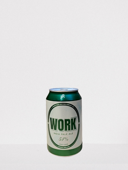 Forest Road Brewery - WORK India Pale Ale