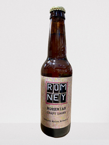 Romney - Bohemian Craft Lager 330ml