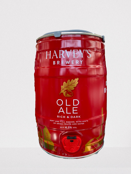 Harvey's Old Ale - Mini Keg